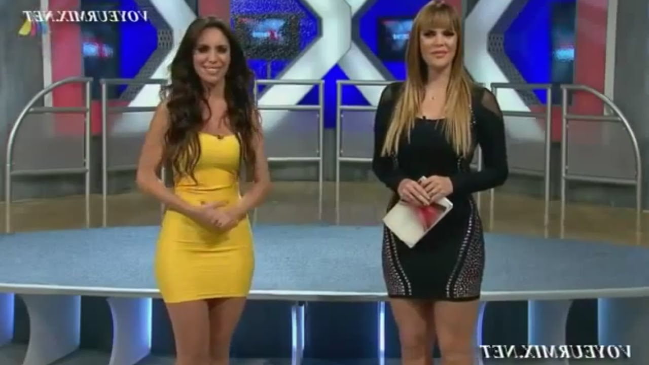 Odalys Ramírez Beautiful Mexican Tv Presenter 31.03.2013 - YouTube
