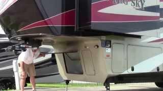 New 2015 Keystone Montana Big Sky 382RL Fifth Wheel RV - Holiday World of Houston & Dallas