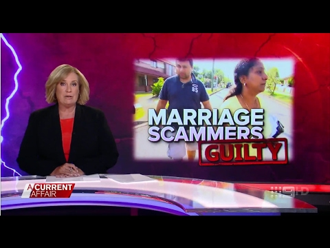 ACA.  Marriage Scammers Guilty. (Indian Migration Scam)