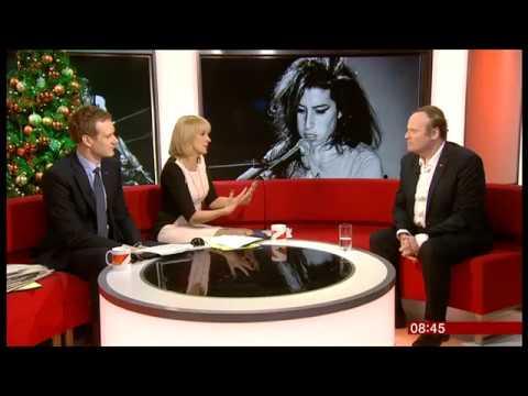 David Katz on the BBC Breakfast Sofa 13th December 2017