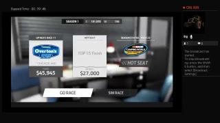 NASCAR HEAT 3 let