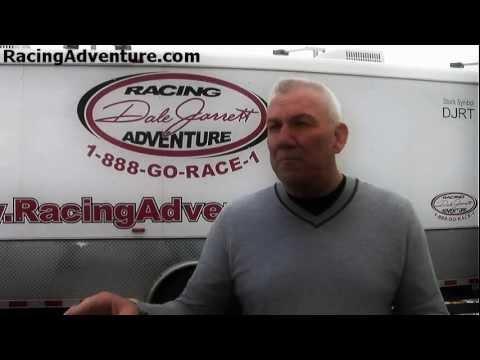 Dale Jarrett Racing Adventure Opens At Las Vegas Motor Speedway