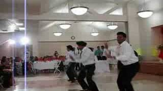 Reception party (Khalsa Junction dance performance)