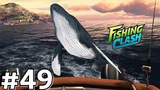 New Terrible Dogfish! Fishing Clash Gameplay Ep49 screenshot 2