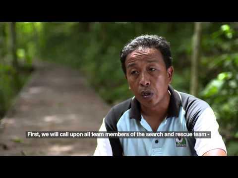 Wira Rimba : Kisah renjer-renjer taman di Malaysia / The story of park rangers in Malaysia