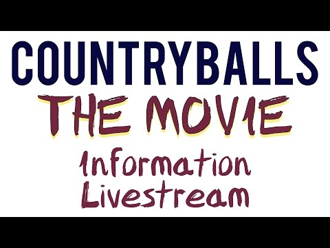 Countryballs The Movie Information & More