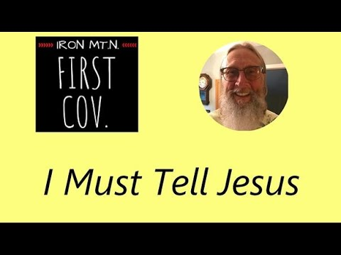 Music With Dave - I Must Tell Jesus