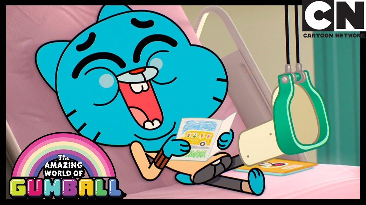 Jeden | Niesamowity świat Gumballa | Cartoon Network