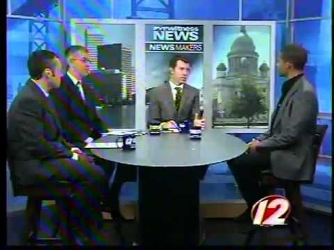 Newsmakers 5/4/2012: Julian Marshall, Claudine Schneider