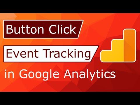 Button Click Event Tracking In  Google Analytics