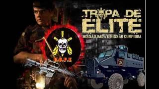 Rap das armas - B.O.P.E Tropa de Elite