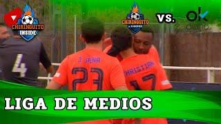 EL CHIRINGUITO VS. OK DIARIO | Liga De Medios | 8ª jornada