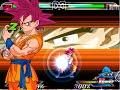 Dragon Ball Heroes Mugen v3 Goku ssj Dios fnf en progreso