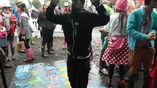Parklife weekender 2012 - Popping Worm & Special K