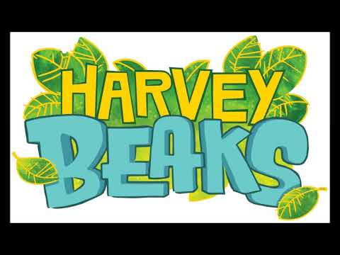 Harvey Beaks The Finger