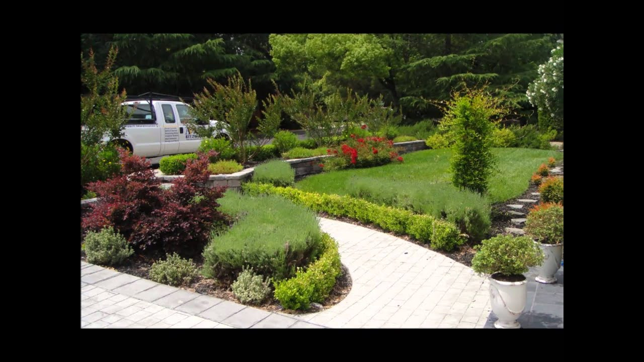 Curb appeal ideas landscape ideas front yard ideas - Small backyard landscape designs ...