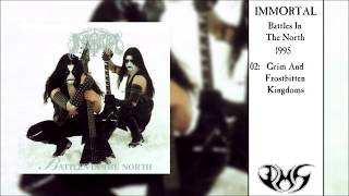 IMMORTAL Battles In The North (Full Album) 4K/UHD