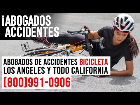 Abogados de Accidentes de Bicicletas en Los Angeles y todo California