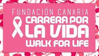 ver video: 16 de diciembre de 2018, únete a Carrera por la Vida. Walk for Life 2018