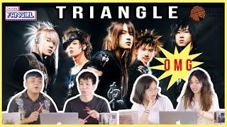 [K-CHALLENGE] XEM LẠI MV KPOP GEN 2   TVXQ! 동방신기 'Tri-Angle …