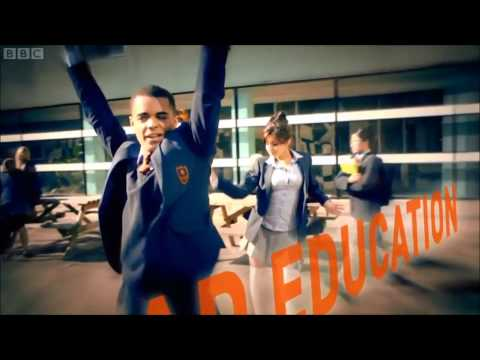 Bad Education - Theme Tune (With Video HQ)