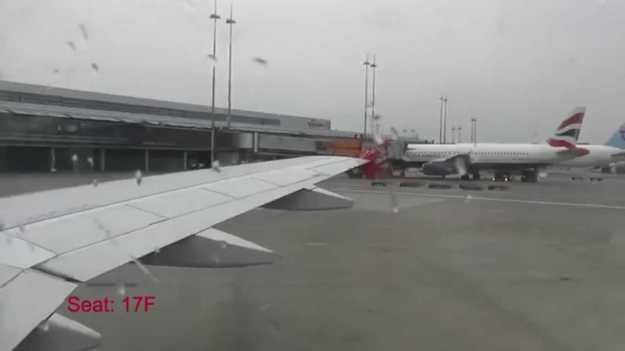 Air Berlin Flight Hamburg Düsseldorf Ab6749 Youtube