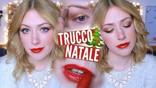 GET READY WITH ME: TRUCCO per NATALE