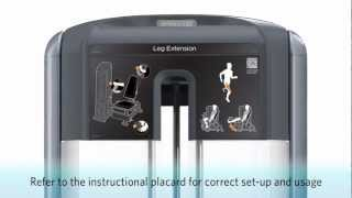 Discovery Series Selectorized Leg Extension