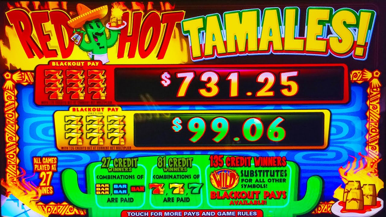 Hot Tamales Game