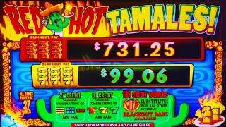 ++NEW Red Hot Tamales slot machine