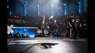 Alkolil vs Moy | Top 16 | Red Bull BC One World Final 2017