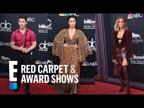 2018 Billboard Music Awards Fashion Round-Up | E! Live from the Red Carpet