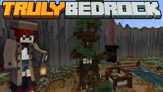 Baby Tree Monster Prank! Truly Bedrock SMP | Season 1