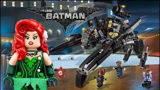 The Lego Batman Movie: Scuttler Review! Set 70908