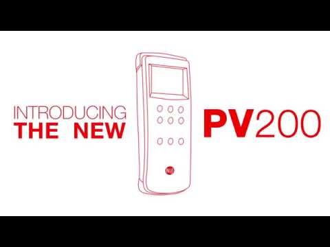 The New Seaward PV200 Solar PV Tester with I-V Curve Tracing