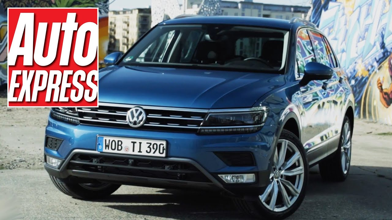 New Vw Tiguan Review The Crossover Suv Just Got More Capable