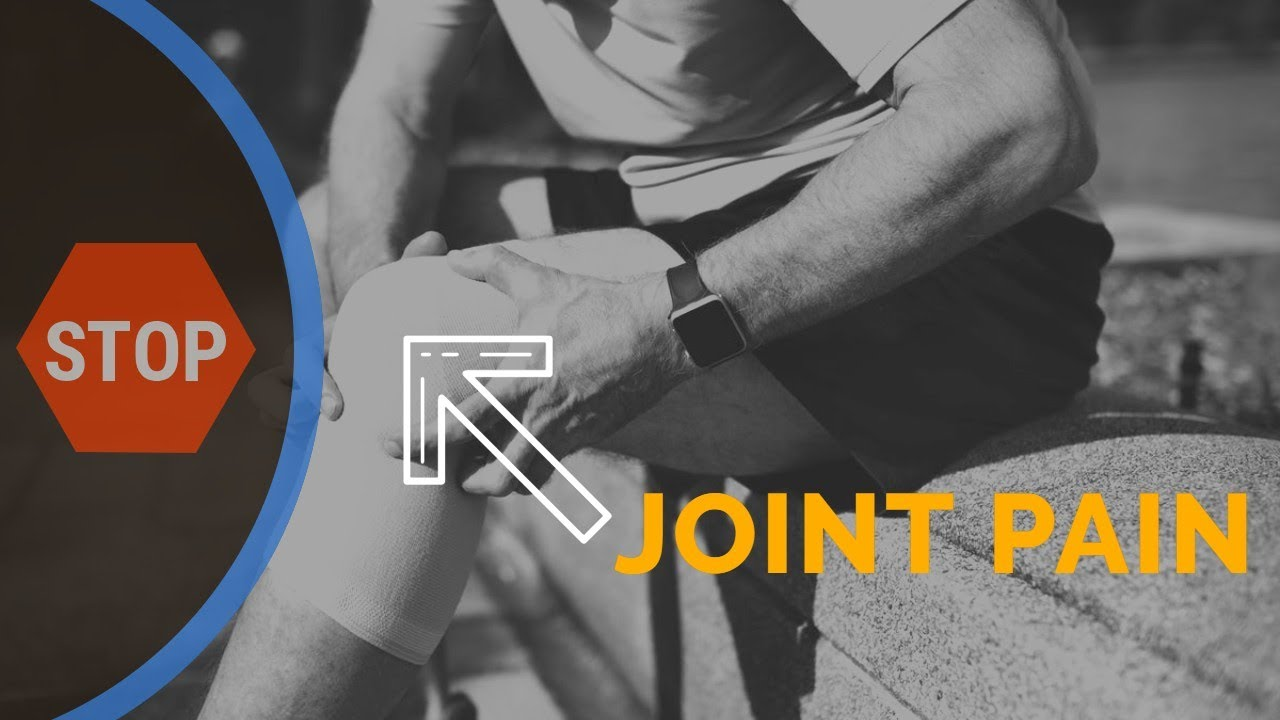 """Top 3 Ways to STOP """"Inside Joint Knee Pain"""" & How to Tell!"""