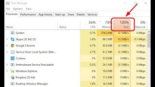 How To Fix 100% Disk Usage in Windows 10 (2019) - BX