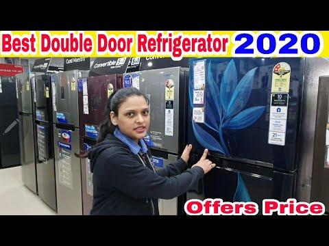 Best Double Door Refrigerator 2020   Convertible Fridge   Interior Exterior Features & Price Details