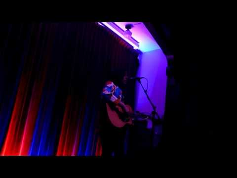 """Kevin Barnes live@ Swedish American Hall - SF, CA 6-21-16- new songs Of Montreal """"Innocence Reaches"""""""