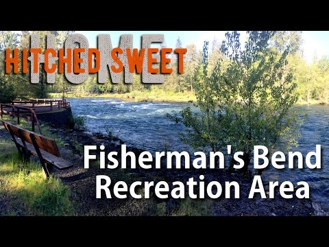Fisherman's Bend Recreation Area - Oregon Forest Camping