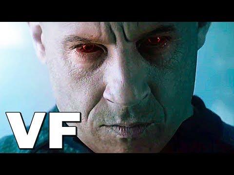 BLOODSHOT Bande Annonce VF # 2 (2020) Vin Diesel, Film De Superhéros