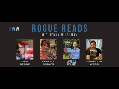 August 16, 2021 - Rogue Reads