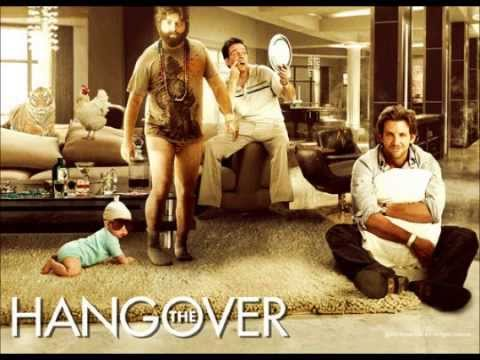 Hangover end song