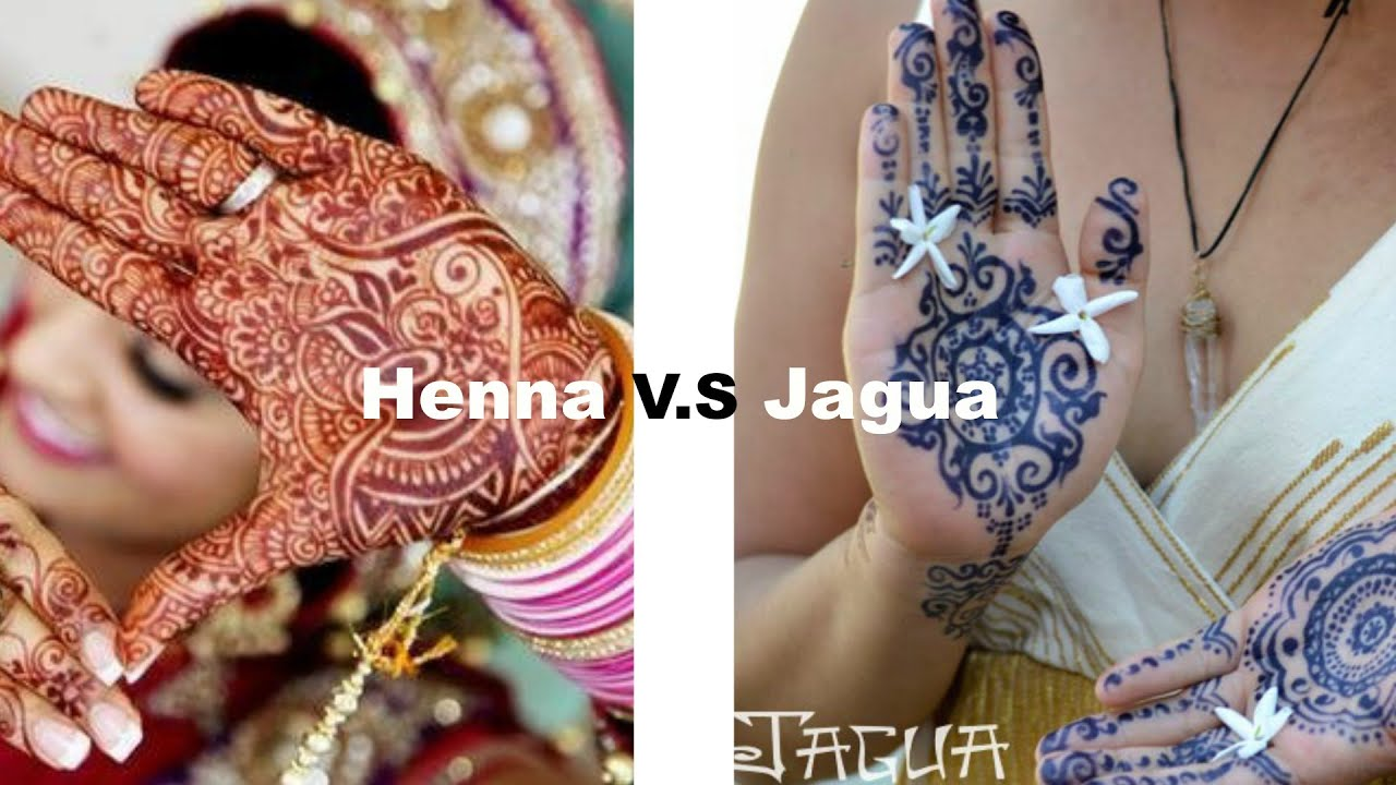 Jacquard Mehndi Henna Kit Ingredients : Henna vs jagua?! youtube