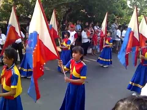 Marching Band of Buddhi School.