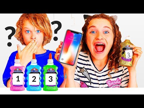 SIRI Picks Our Slime Ingredients Challenge!!! (THE GREATEST EVER) The Norris Nuts SIS VS BRO style