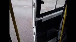 Работа электропривода боковой сдвижной двери на Mercedes Benz Sprinter Classik(, 2016-06-06T09:18:26.000Z)