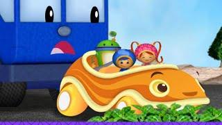 Смотреть мультфильм Команда Умизуми игра для детей 2015 новые серии