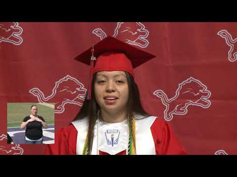 Waco High School Commencement Exercises - May 30, 2020